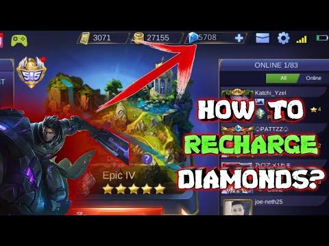 How To Buy Diamonds Using PayMaya On Mobile Legends - смотреть