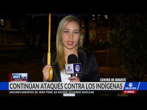 Continuan los ataques contra miembros de la guardia indigena en el Cauca