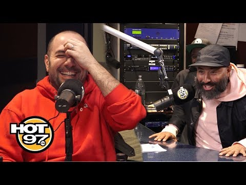 Wow! Ebro & Rosenberg SHOCKED By African Ancestry Results!
