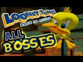 Looney Tunes: Back In Action All Bosses Boss Fights ps2