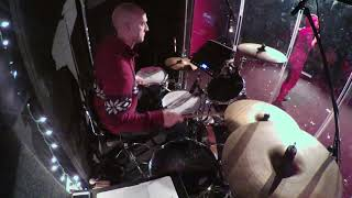 O Come Let Us Adore Him (Drum Cover and band cover by Gateway Church Shelbyville Band)