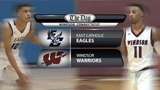 Full replay: East Catholic at Windsor boys' basketball