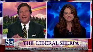 The Liberal Sherpa - Insanity - Tucker Carlson