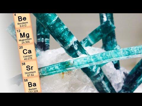 Щелочноземельные металлы - Все свойства!