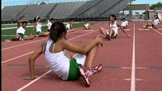 Race Walking Instructional Video from the South Texas Walking Club