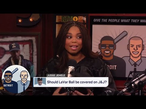 Jemele Hill on LaVar Ball: He's like the drunk uncle at the picnic | Jalen & Jacoby | ESPN