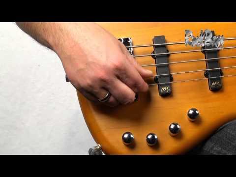 Warwick RockBass Corvette Basic 5 String Nirvana Black Transparent Satin