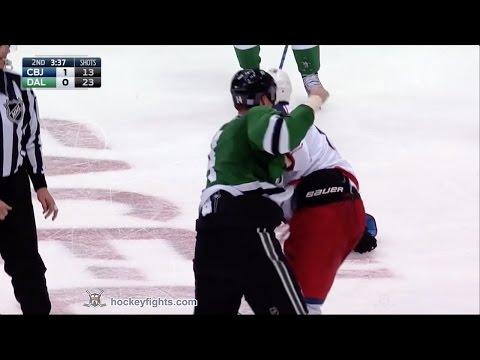 Jamie Benn vs. Brandon Dubinsky