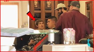Luke's First Time At The Barber Shop! - Daily Dose 2.5 (Ep.79)