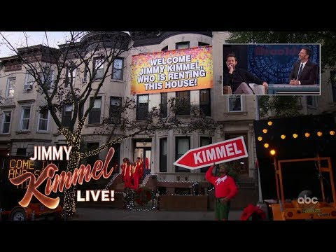 John Krasinski Brings Back Jimmy Kimmel Prank War!