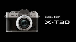 YouTube Video JWEh3LTOdwE for Product Fujifilm X-T30 APS-C Camera by Company Fujifilm in Industry Cameras