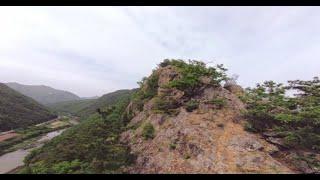 Climbing with a drone - DJI Digital FPV