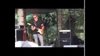 John Hardman Band clip of 'No Fear' at Farmer Phil's Festival August 9th 2013