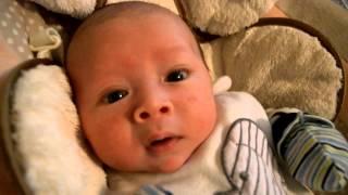 Micah Ryan Prichard - 28 Days Old (February 15, 2015)