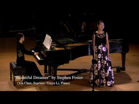 """Music,The International Language"" concert Produced & Hosted by Yinyu Li & Matthew Furlong"