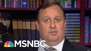 Walter Shaub: The Ethics Chief Who Took On The White House | All In | MSNBC