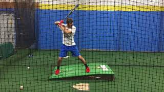 Learn to Feel Your Hip Load and Stay Back with this Hitting Drill I used in HS!