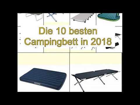 Die 10 besten Campingbett in 2018