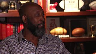 Tony Nathan Remembers Life Lesson Moment Playing for Coach Bryant