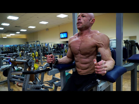 Программа упражнений для сжигания жира на животе
