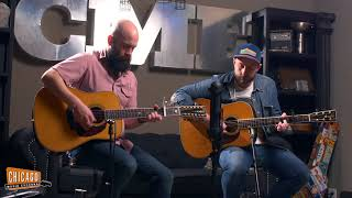 Martin Tom Petty Signature Acoustic Guitars | CME Acoustic Demo