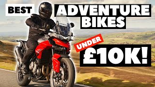 Top 10 Budget Adventure Bikes 2021!