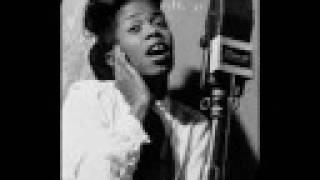 Sarah Vaughan - Don't Worry 'Bout Me (1946)