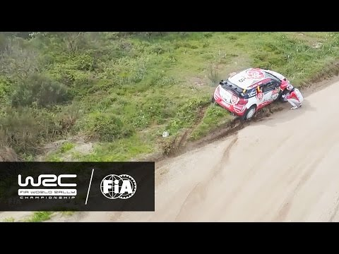 WRC - Vodafone Rally de Portugal 2016: Highlights Stages 8-12