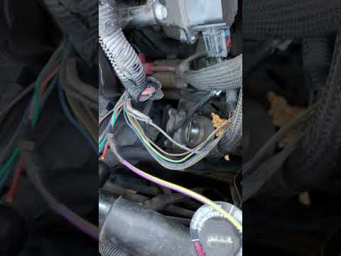 How to Replace Throttle Body Dodge Avenger & Dodge Caliber