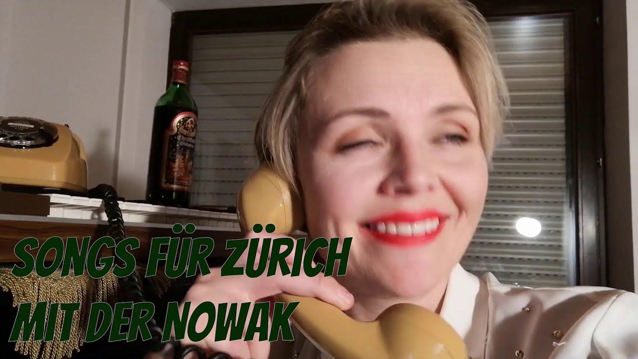 """Die Nowak mit """"Glühwein"""" in unserer Reihe """"Worte der Ermunterung"""""""