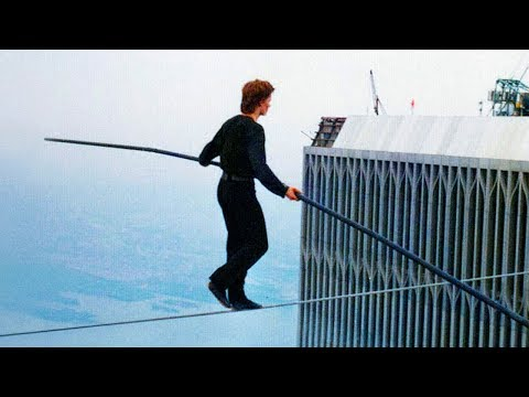 Man On Wire - Full Documentary (2008) Philippe Petit's High-Wire Walk