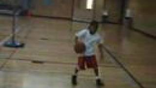 The best 10-year-old basketball  player in the U.S. (Jashaun Agosto)