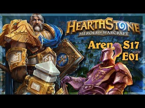 Hearthstone: Arena - S17E01 -
