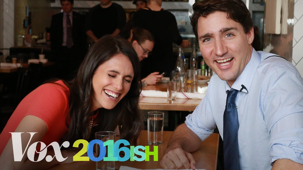 Justin Trudeau is pretty sure you won't move to Canada | 2016ish #1 thumbnail
