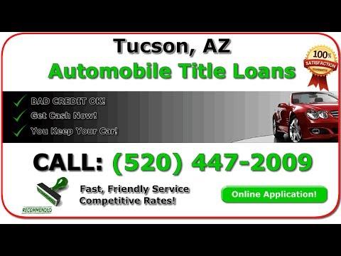 QED Title Loans Tucson AZ | (520) 447-2009 | Call or Apply ...