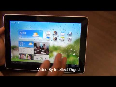 Huawei Media Pad 10 Link Tablet Review by Intellect Digest