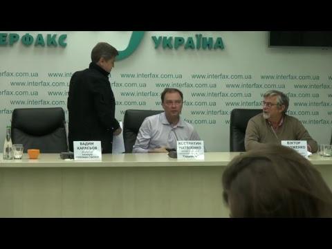 """Трансляция пресс-конференции на тему """"Стратегическая рамка выборов президента: новый курс страны или нафталиновые обещания"""""""