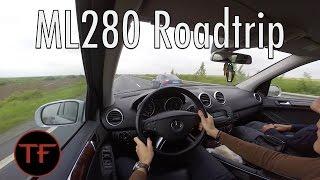 Mercedes-Benz ML - Road Trip - Overtaking Montage & Timelapse (Arad-Satu Mare)