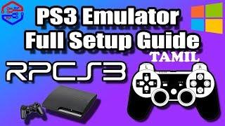 rpcs3 setup guide 2019 - TH-Clip