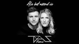 Suzan & Freek   Als Het Avond Is (Tyas Remix)
