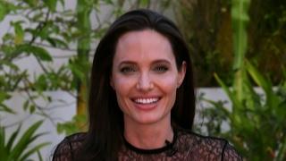 Angelina Jolie Interview on Brad Pitt,