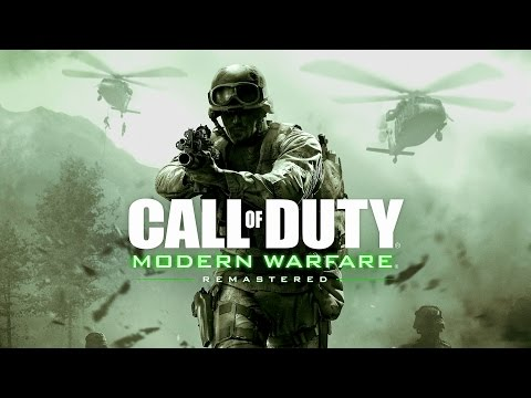 Call of Duty 4 Modern Warfare Remastered - Game Movie