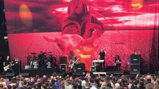 Children of Bodom - Red Light In My Eyes Pt 2 - Ozzfest 2017 -11/4/17 - San Bernardino, CA