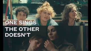 Picture of a movie: One Sings, The Other Doesn't