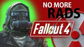 Get Rid of RADS | RadAway Locations | Doc Locations | Fallout 4