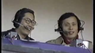 全国高校サッカー選手権大会決勝戦 古河一高(茨城)vs清水東高(静岡)① 音極小