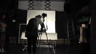 Behind the Scenes of 9+ Magazine - Graphix