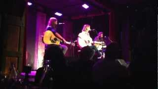 """Chely Wright. """"I am yours forever"""" dedicated to Lauren. NYC, June 2012"""