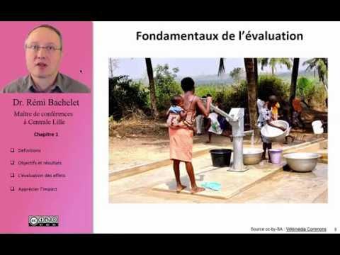 Vidéo Bases de l'évaluation