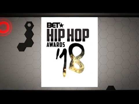 BET HIP HOP AWARDS 2018 MIAMI PREMIERES  OCT 16th 8PM ET/PT ON BET